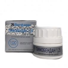 Пимобендан 100 таблеток (1,25 мг)
