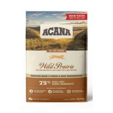 Acana Wild Prairie Cat - сухой беззерновой корм для кошек с курицей и рыбой