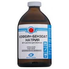 МосАгроГен Кофеин-бензоат натрия 20%