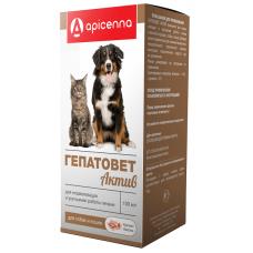 Apicenna Гепатовет Актив для собак и кошек
