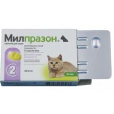 KRKA Милпразон для кошек и котят до 2 кг