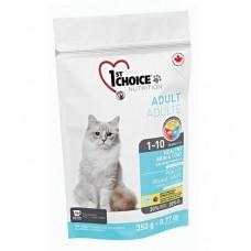 1st CHOICE cat Healthy Skin & Coat Adult (Лосось)
