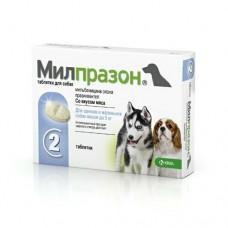 KRKA Милпразон для щенков и мал. собак до 5 кг