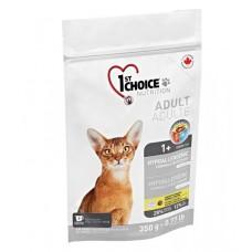 1st CHOICE Hypoallergenic GF Adult Cat (Утка)