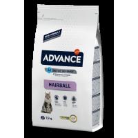 Advance Cat Hairball (Индейка и рис)
