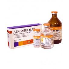 Белкаролин Дексавет 0,4% (р-р для инъекций)