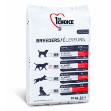1ST CHOICE Breeders Adult Toy&Small Breed