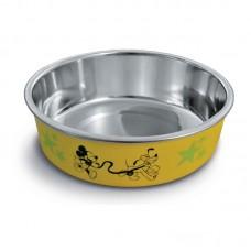 Triol Миска из нерж. стали Mickey & Pluto для кошек, несколько размеров