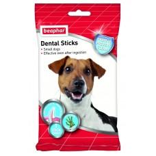 Beaphar DENTAL STICKS SMALL 7 PCS 112G /Палочки для чистки зубов для собак, 112 г (арт. DAI13621)