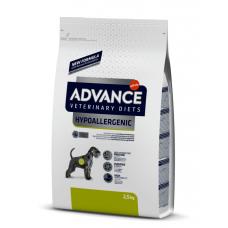 Advance Hypoallergenic - лечебный корм для щенков и взрослых собак с проблемами ЖКТ и пищевой аллергией