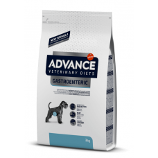 Advance Gastroenteric - вет-диета для щенков и взрослых собак при патологии желудочно-кишечного тракта и ожирении
