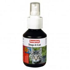 Beaphar Stop it Cat 100ml/ Спрей для отпугивания кошек, 100мл (арт. DAI12527)