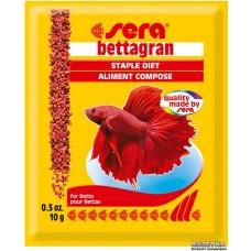 SERA Корм гранулы для петушков Bettagran, 10 г. (арт. TYZ 103)