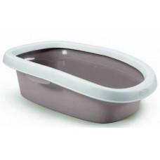 Beeztees Туалет-лоток для кошек Спринт 20, разные цвета 39x58x17 cm