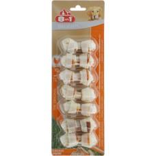 8 in 1 DENTAL DELIGHTS XS - косточки с куриным мясом для мелких собак 7,5 см, 7 шт (арт. DAI102373-В)