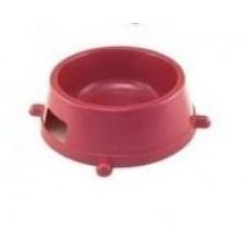 Миска пластмассовая для кошек Sum-Plast, 0,6 л. (арт. TYZ SM03)