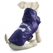 Triol - дождевик для собак, синий (ТР 12251003, 12251004)
