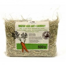 Natures Best Горное сено + Морковка (Mountain Hay + Carrot), 500 г (арт. NB40)