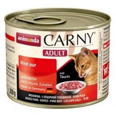 Carny Adulte - консервы для кошек, говядина (200 г) (арт. vs83707)
