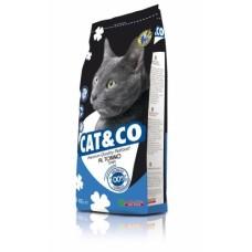 Adragna Cat&Co ADULT Fish 30/12 - корм для взрослых котов с рыбой