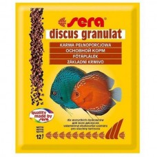 SERA Discus Granules - корм для всех видов дискусов (арт. TYZ 308, 309)