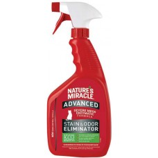8 in 1 NM Advanced - уничтожитель пятен и запахов кошки с усиленной формулой, спрей 945 мл (арт. 5969927)