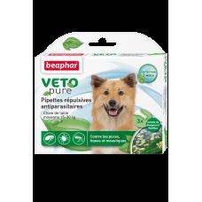 Beaphar Капли отпугив. блох, клещей и комаров для собак средних пород 15-30 кг с 12-и недель (арт. DAI15613)
