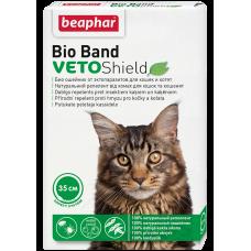 Beaphar Bio-Band PLUS cat - Ошейник от блох, клещей, комаров д/кошек и котят с 6-и недель. Защита на 4 мес (арт. DAI10664)