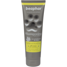 Beaphar SHAMPOO BLACK TUBE 250ML/ Французский супер-премиум концентрированный шампунь для собак 2 в 1 от колтунов, 250мл (арт. DAI15024)