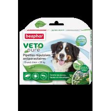 Beaphar капли от блох, клещей и комаров для собак крупных пород 30+ кг с 12-и недель (арт. DAI15614)