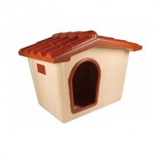 Bergamo Будка для собаки SCOCCA SPRINT MEDIA 79х56х60 см (арт. TYZ 20.02)