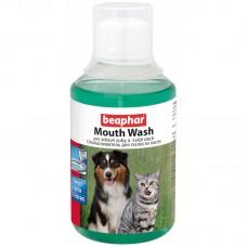 Beaphar Mouth Wash 250ml/Ополаскиватель для полости пасти у собак, 250мл (арт. DAI13221)