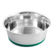 Triol Утяжеленная миска GREEN из нержавеющей стали для кошек 0,35 л (арт. ТР 30261038)