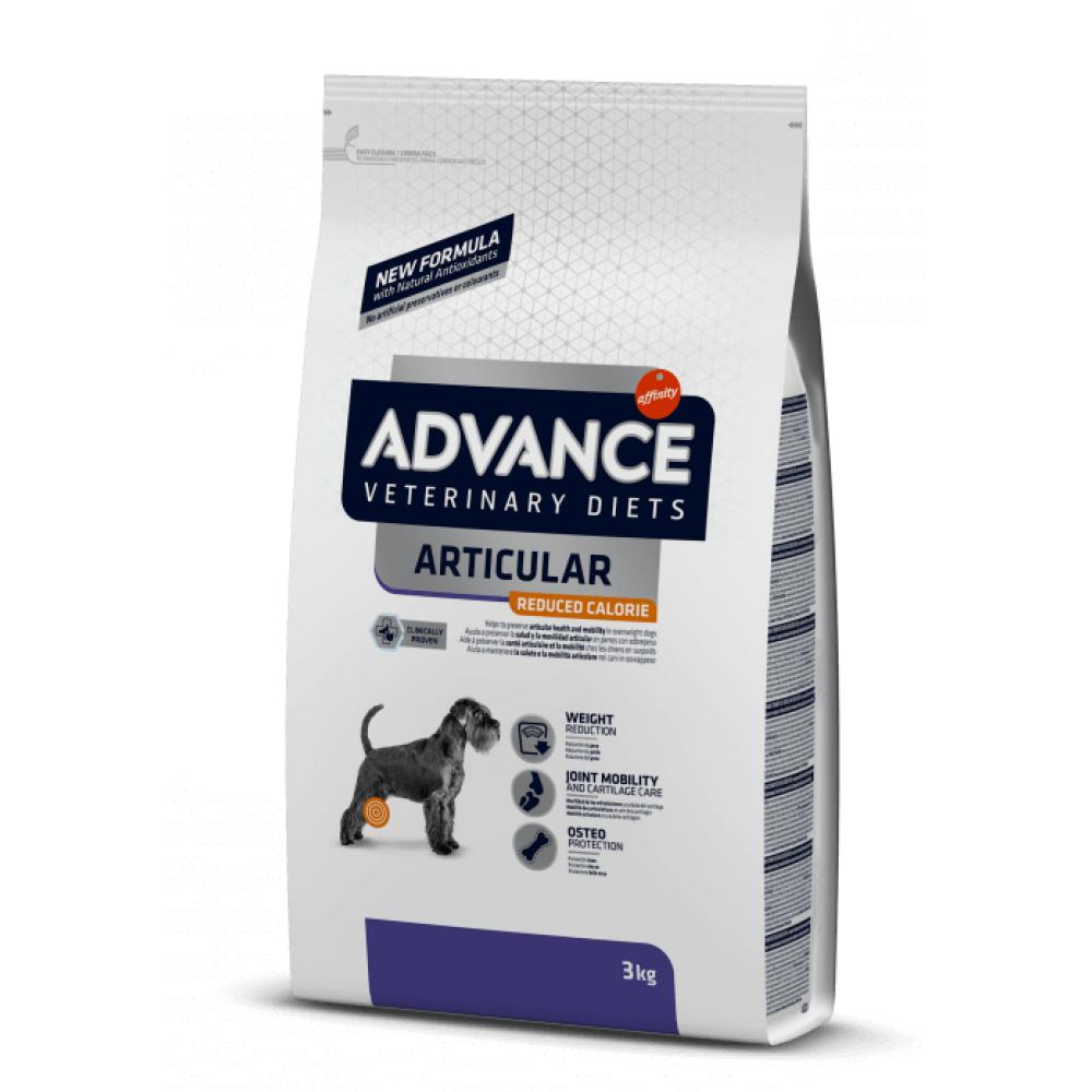 Advance Articular Reduced Calorie - лечебный корм для взрослых собак с заболеванием суставов и лишним весом