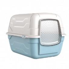 Georplast Туалет для питомца Roto Toilet с фильтром и лопаткой 52x40x40 см (арт TYZ 10588)