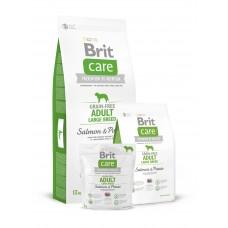 Brit Care Grain-free Large Breed Salmon & Potato беззерновой корм для собак (лосось и картофель)