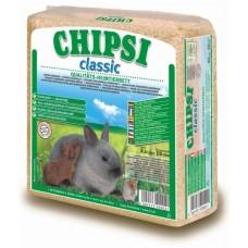 CAT'S BEST CHIPSI Classic - Наполнитель, древесные хлопья, для мелких животных (15 л) (арт. CB09)