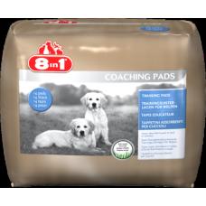8 in 1 Training Pads - Пеленки для приучения щенков к туалету с ароматом травы 60х60 см.