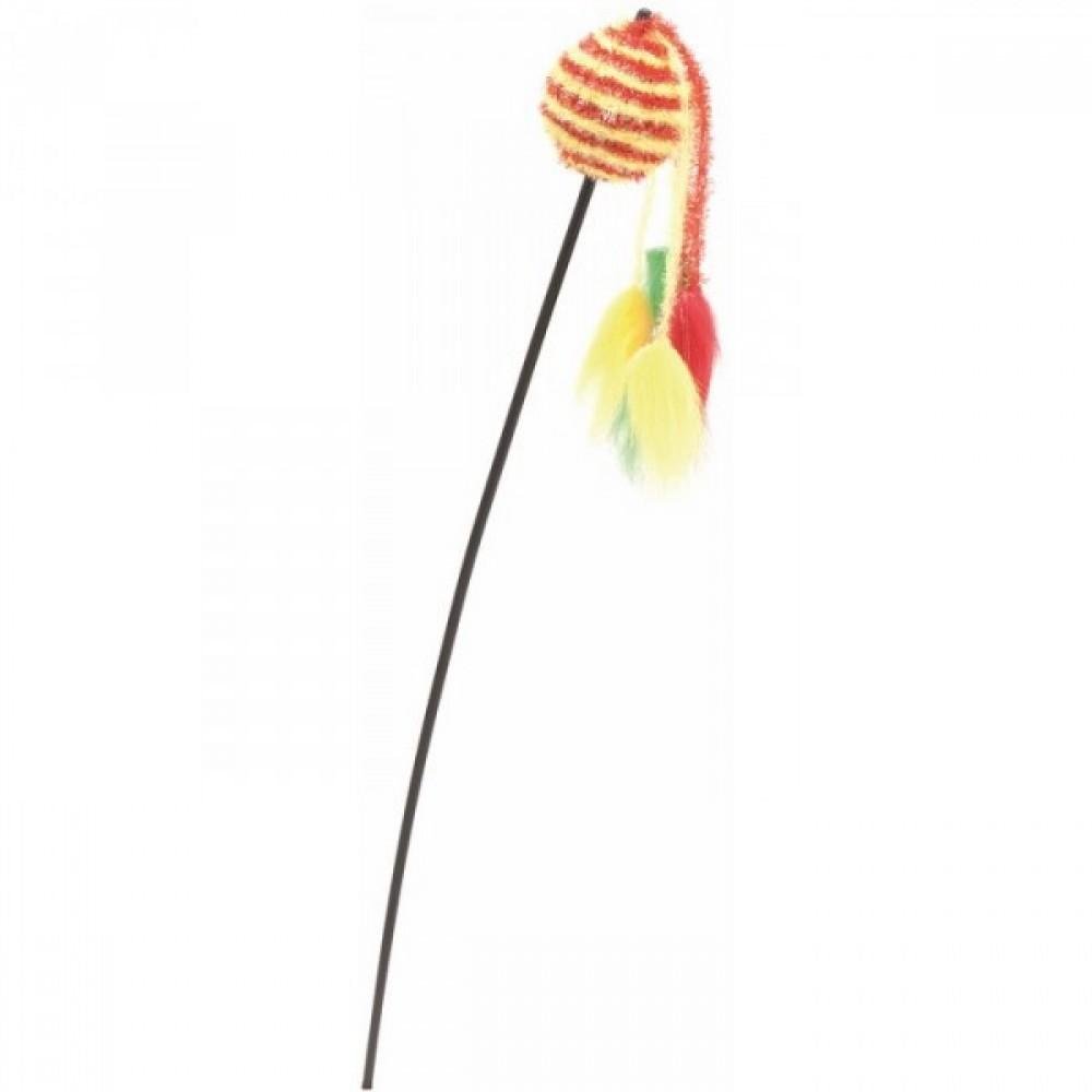 COMFY Игрушка COMFY TOY.WILMA бубон на удочке 40 см (арт. TYZ 245020)