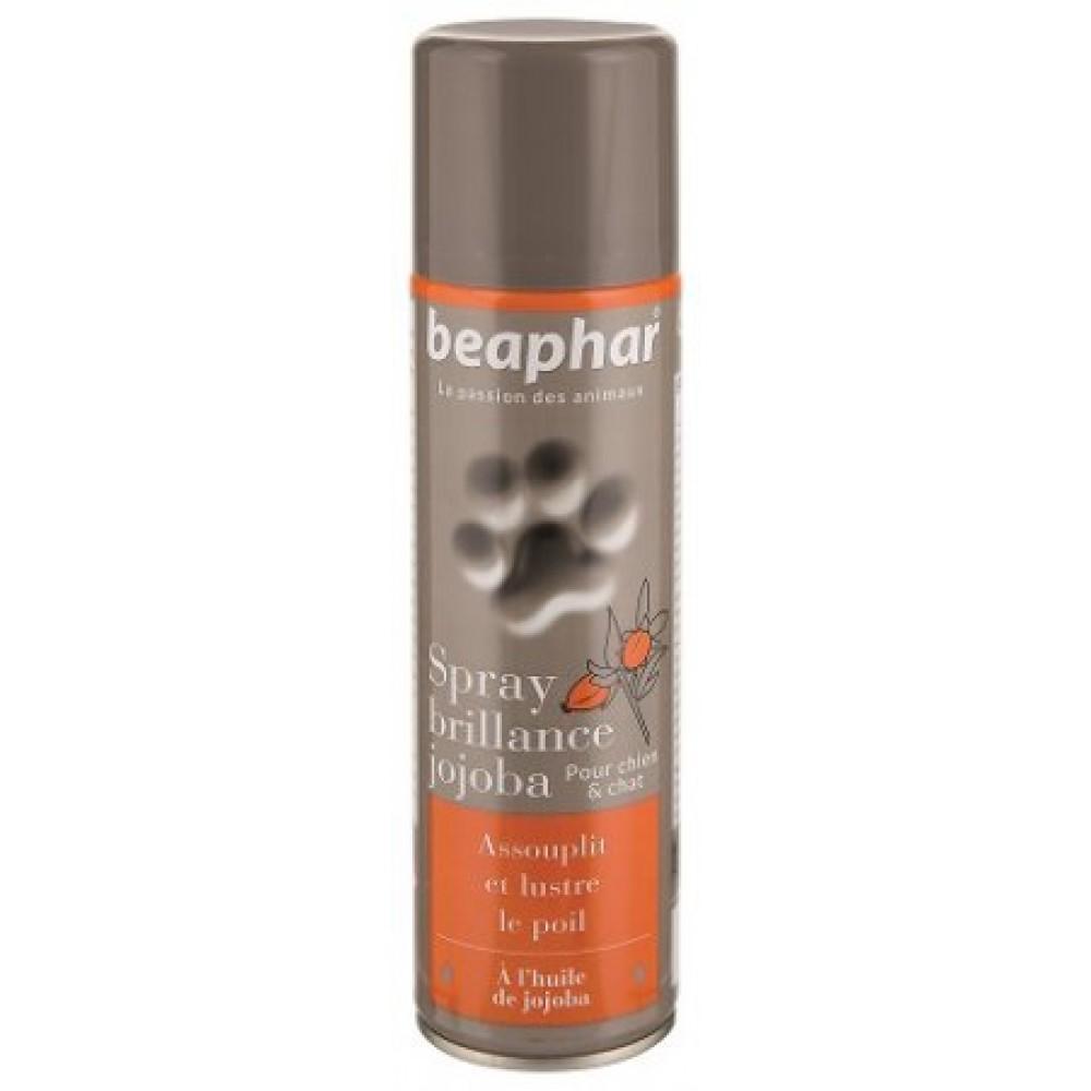 Beaphar ICC BEA SPRAY JOJOBA OIL 250ML/ Французский премиум спрей-дезодорант с маслом жожоба для кошек, 250мл (арт. DAI15808)