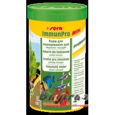 SERA Корм гранулы для выращивания всех видов мелких рыб ImmunPro mini (арт. TYZ 45114, 44539)