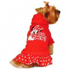 Triol - Толстовка Minnie для собаки, несколько размеров (WD1033L, WD1033M, WD1033S, WD1033XS)