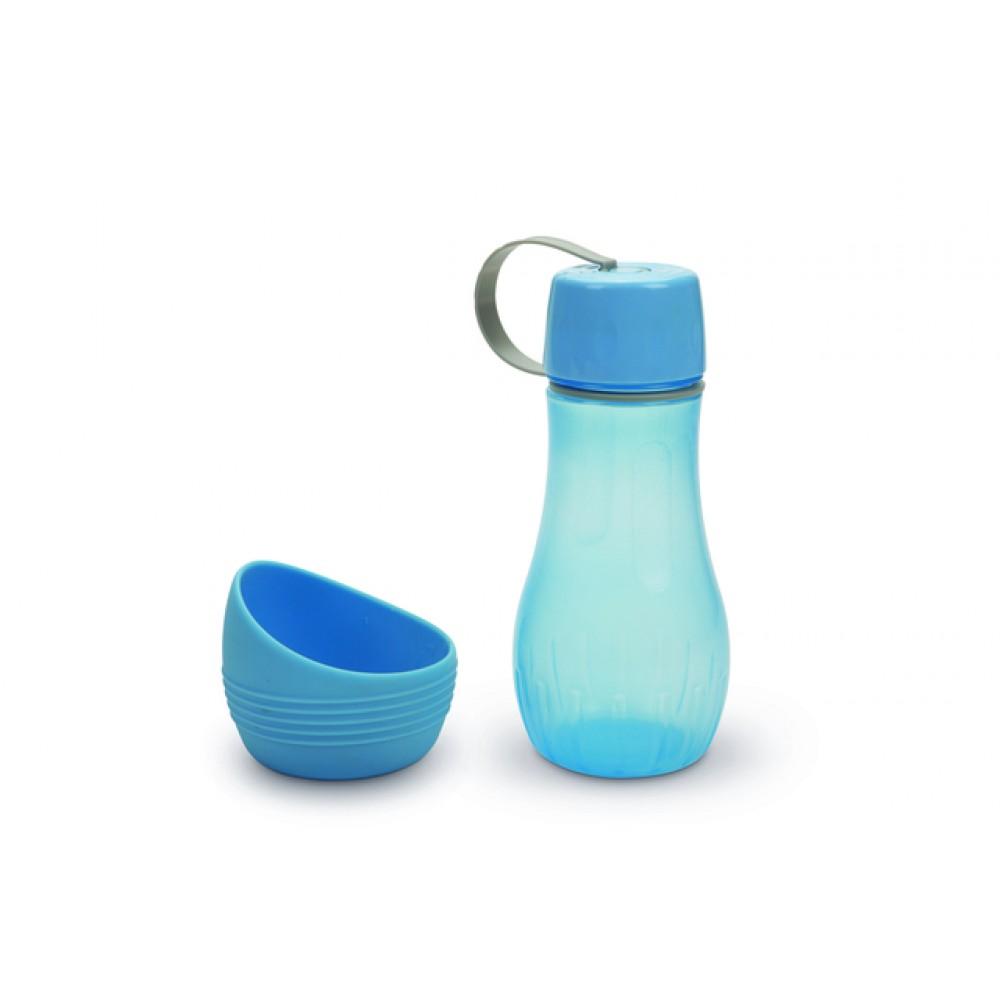 Beeztees Портативный питьевой набор д/с Aventura 0,9 л, 23 cm