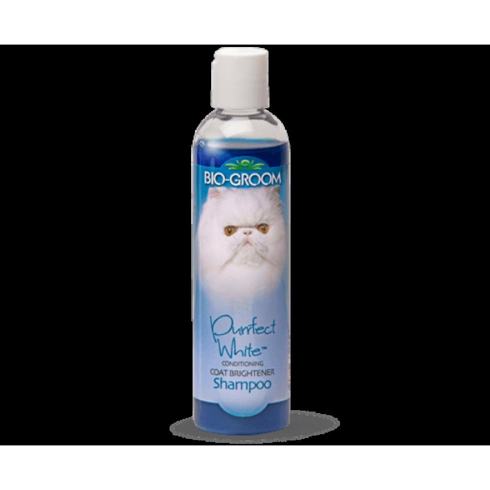 Bio-Groom зоошампунь для белой шерсти для собак 236 мл (арт. ВЕТ21118)