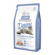 Brit Care Cat Daisy Weight - для кошек, склонных к излишнему весу