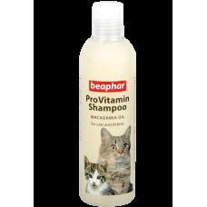 Beaphar PRO VITAMIN SHAMPOO Macadamia - Провитаминный шампунь для котят и кошек (длинно- и короткошерстных) 250 мл (арт. DAI18285)