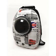 For Friends рюкзак-переноска для кошек SpaceX London