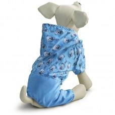 Triol - дождевик Собачки, голубой (арт. ТР 12251073, 12251074, 12251076, 12251077)