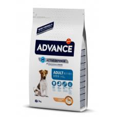Advance Adult Mini - сухой корм для взрослых собак мелких пород, курица и рис