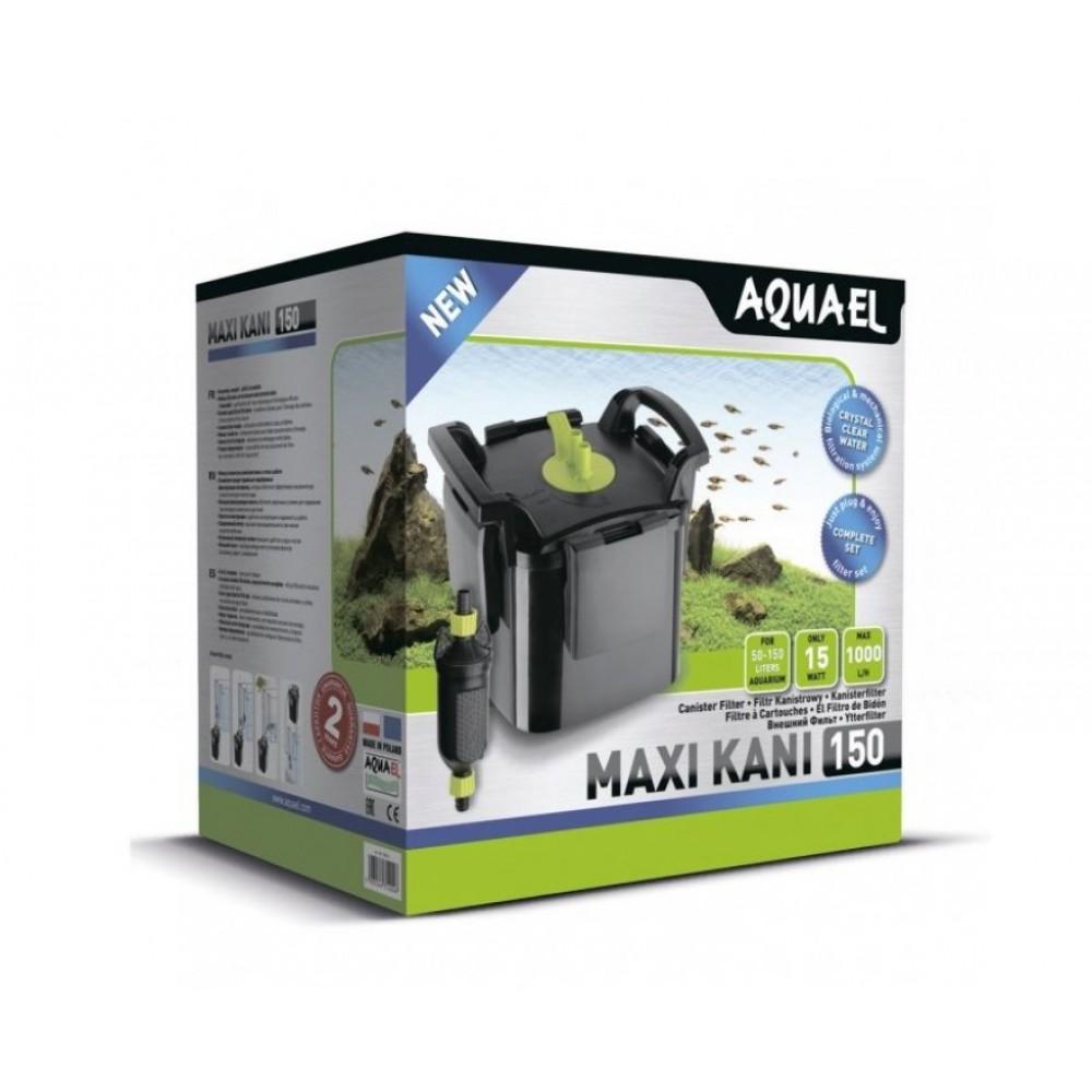 Aquael Фильтр внешний MAXI KANI 150 (арт. TYZ 120016)